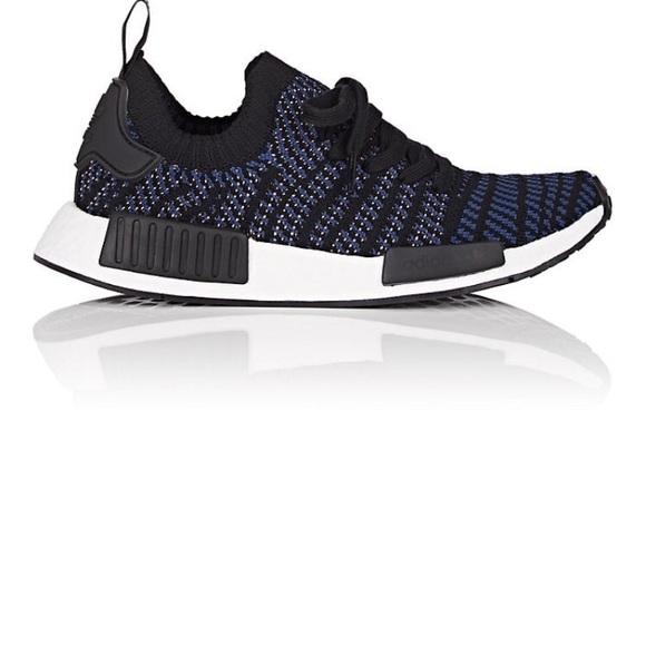 19f059175215 adidas Shoes - Adidas NMD R1 STLT PK Cole Black Ash Pink Indigo